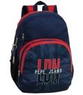 Σχολική Τσάντα Pepe Jeans Μπλε