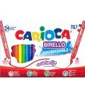 Μαρκαδόροι Carioca 24 Χρ. Birello