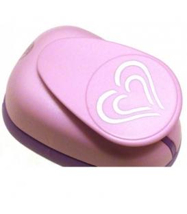 Περφορατερ 3 cm καρδιά 3D