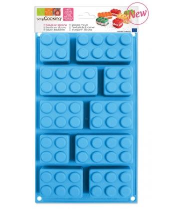 Καλούπια Φορμες Lego ScrapCooking