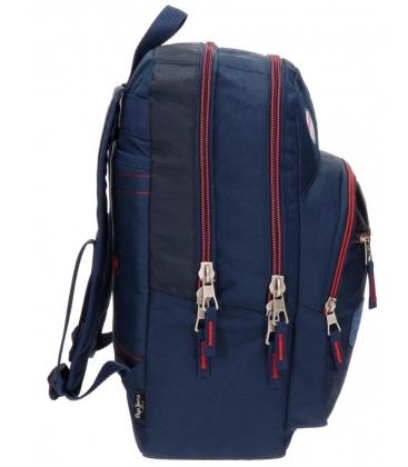Σχολική τσάντα Pepe Jeans Blue