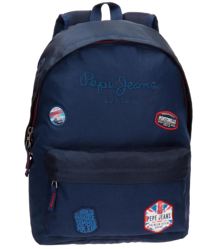 b3e11efa1d Σχολική Τσάντα Pepe Jeans Kensington - ΕΠΙΠΕΔΟ ΒΙΒΛΙΟΠΩΛΕΙΟ ...