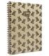 Make Notes A4 80φ. 1Θ Τετράδιο Σπ. Bear