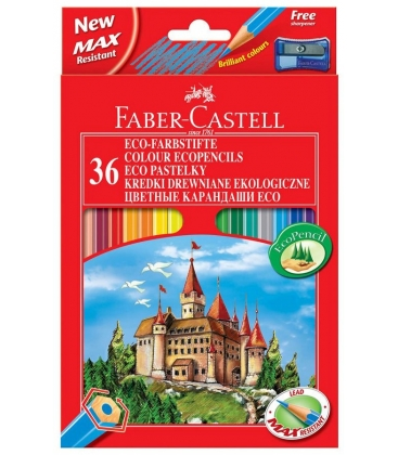 Ξυλομπογιές 36 Χρ. Faber Castell