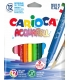 Μαρκαδόροι Carioca 12 Χρ. Acquarell