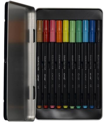 Μαρκαδόροι BIC 10 Χρ. Color Collection