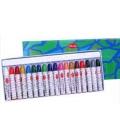 Κηρομπογιές Liberty 18 Χρ. Crayon
