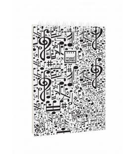 Μπλόκ Σημ. Make Notes Music
