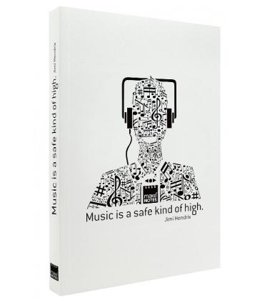 Σημειωματάριο Α6 Make Notes Music