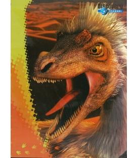 Discovery Α4 96φ. 1Θ Τετράδιο Σπιράλ Δεινοσαυρος