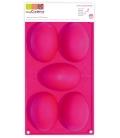 Φορμα σιλικόνης για Αυγά ScrapCooking