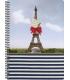 Clairefontaine Α4 50φ. Τετράδιο Σπιράλ Les Cakes de Bertrand