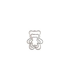Καλούπια Μεταλλικά Αρκουδάκι
