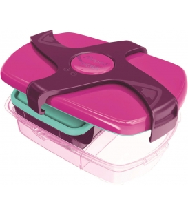 Δοχείου Φαγητού 2 σε 1 Maped Picnik Pink