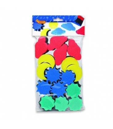 Σφουγγαράκια Για Χρώμα