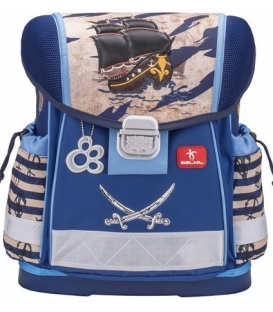 Σχολικη Τσάντα BELMIL Caribbean Καράβι