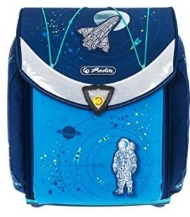 Σχολική Τσάντα Flexi plus Διαστημα Herlitz