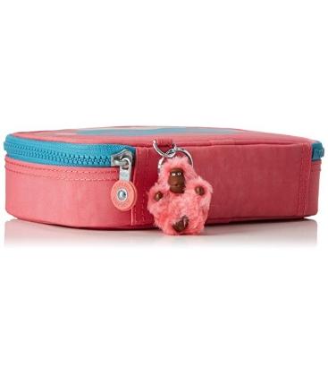 Κασετίνα Kipling 50 Pens Plus ροζ