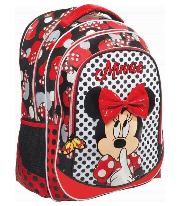 6e94b8fbbb Σχολική Τσάντα Gim Minnie Couture