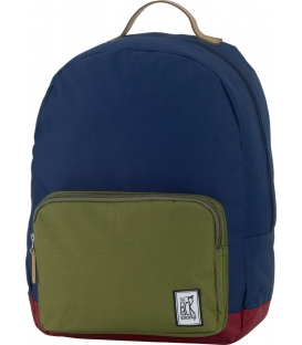 Σακίδιο Classic Backpack Navy Olive Burgundy