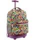 Σχολική Τσάντα Trolley JWORLD Prizm