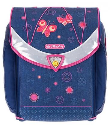 Σχολική Τσάντα Flexi plus Πεταλούδες Herlitz