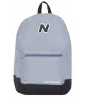 Τσάντα New Balance Γκρι Silver 392-89392