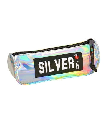 Κασετίνα City LYC Ιριζέ silver