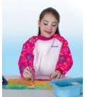 Παιδική Ποδιά Ζωφραφικής Pelikan Ροζ