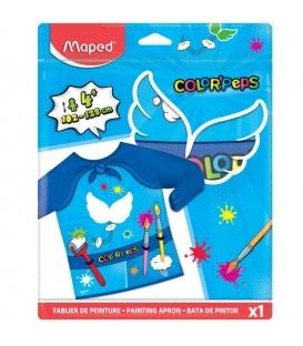 Παιδική Ποδιά Ζωφραφικής Maped Δημοτικού