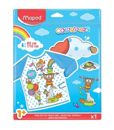 Παιδική Ποδιά Ζωφραφικής Maped Νηπίου