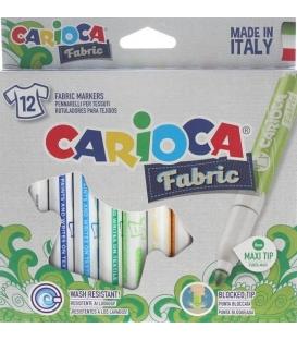 Μαρκαδόροι για Ύφασμα Carioca Fabric