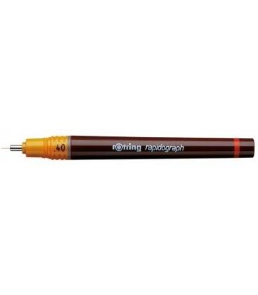 Ραπιδογράφος Rotring 0,40 mm