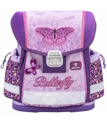 Σχολικη Τσάντα BELMIL Shiny Butterfly Πεταλούδα 403-13
