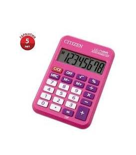 Αριθμομηχανή Citizen LC-110NBL 8 ΨΗΦ. Ροζ