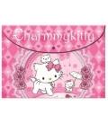 Φάκελος με Κουμπί Α4 PP Gim Charmmy Kitty 335-07580