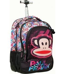 Σχολική Τσάντα Trolley Paul Frank Disco 346-66074