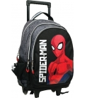 Σχολική Τσάντα Trolley GIM Spiderman Armour337-76074