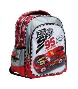 Τσάντα Νηπιoυ Gim Cars Badges 341-46054