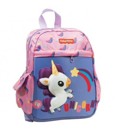 Τσάντα Νηπίου Fisher-Price Unicorn Rainbow