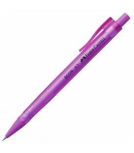 Μηχανικό μολύβι Faber-Castell Econ Ροζ 0.7
