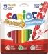 Μαρκαδόροι Carioca BRAVO 12τ