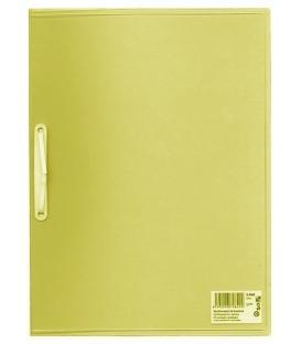 Φάκελος με έλασμα PP Tetris Διαφανές Κίτρινο