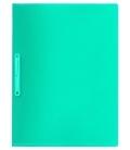 Φάκελος με έλασμα PP Tetris Διαφανές Πράσινο