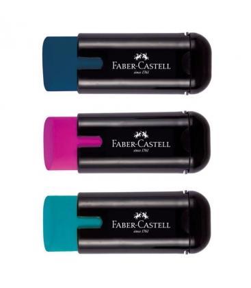 Γόμα με ξύστρα Faber Castell 183706 Combi