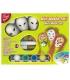 Μάσκες Κεραμικές BUBU Διακόσμητικές 6 ΧΡΩΜΑΤΑ + ΠΙΝΕΛΟ