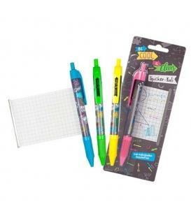 Στυλό με χαρτί για σημειώσεις COOL & CLEVER