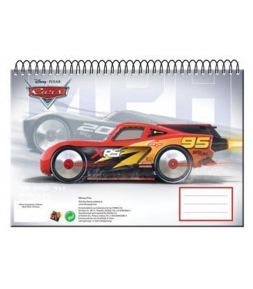 Μπλοκ Ζωγραφικής Cars 341-47413
