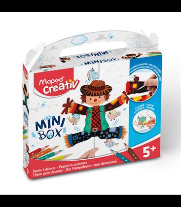 Δημιουργικό Σετ Μαριονέτα Maped Mini Box 5+