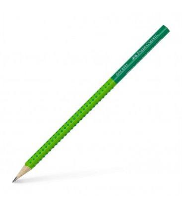 Μολύβι Faber Castell Grip 2001 HB Πράσινο